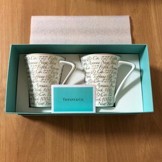 Tiffany & Co. - 新品未使用 ティファニー ノーツマグ