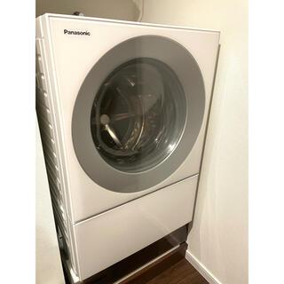 Panasonic - Panasonic ドラム式洗濯機 cuble NA-VG730R