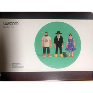 Wacom - Cintiq 16 pro DTH-1620/k0 10/28迄