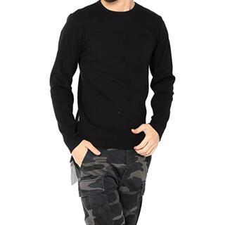 アヴィレックス(AVIREX)の新品⭐︎AVIREX ロンT(Tシャツ/カットソー(七分/長袖))