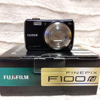 富士フイルム - FUJIFILM デジタルカメラ FinePix F100fd
