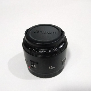 Canon - Canon キヤノン EF50f1.8ⅱ  ☆最終値下げ☆