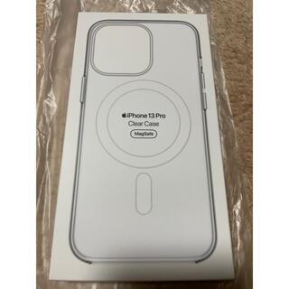 Apple - 【純正】Apple MagSafe対応iPhone 13 Pro クリアケース