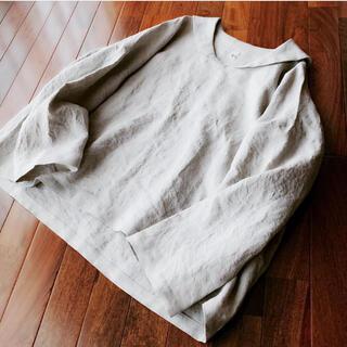 セーラー襟のプルオーバー 生成