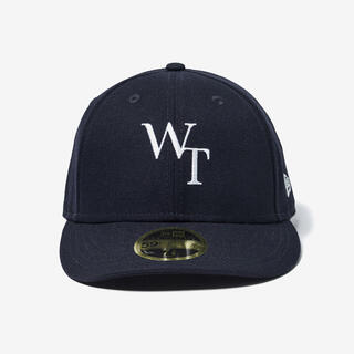 W)taps - WTAPS 59FIFTY CAP POLY TWILL NEW ERA XL