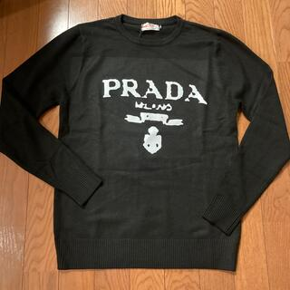 PRADA - PRADAニット★セーター★黒★