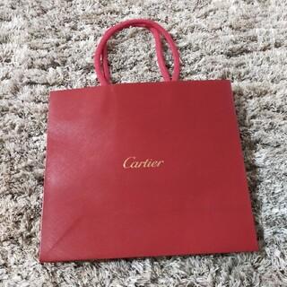 カルティエ(Cartier)のCartier ショッパー 1枚(ショップ袋)