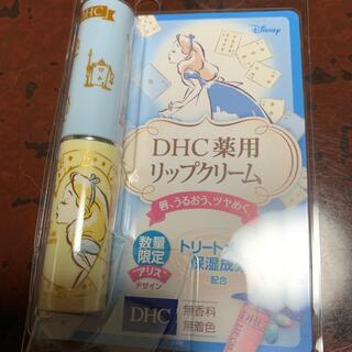 DHC - DHC 薬用リップクリーム アリス限定 未開封❤
