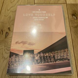 ボウダンショウネンダン(防弾少年団(BTS))のBTS WORLD TOUR'LOVE YOURSELF:SPEAK YOURS(ミュージック)