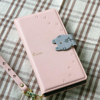 iPhone - cocotte iPhoneSE/8/7/6s/6 アイフォン手帳型ケース