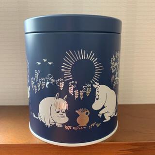 ムーミン ◆ 缶