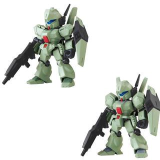 BANDAI - 機動戦士ガンダム モビルスーツアンサンブル   19  2種セット