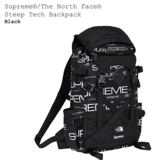 Supreme - Supreme THE NORTH FACE Steep tech バックパック