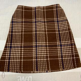 ロペピクニック(Rope' Picnic)のrope picnic 秋冬用スカート(ひざ丈スカート)