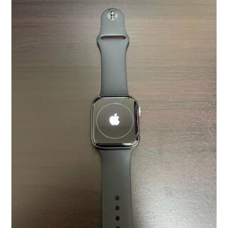 アップルウォッチ(Apple Watch)のApple Watch series 4 GPS 44mm(腕時計(デジタル))