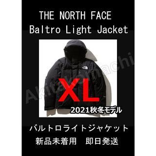 THE NORTH FACE - 新品 ノースフェイス バルトロライトジャケット 黒 XL NORTH FACE