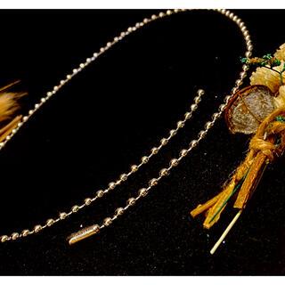 ジエダ(Jieda)のボールチェーンネックレス ball chain necklace (ネックレス)