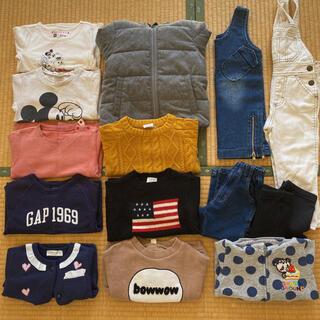 ベビーギャップ(babyGAP)の女の子 90-95cm まとめ売り 冬服(その他)