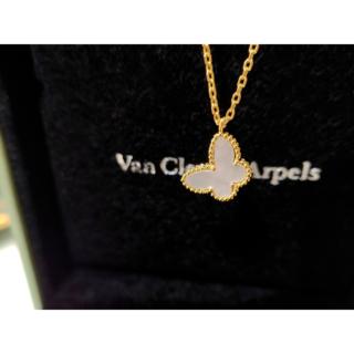 ヴァンクリーフアンドアーペル(Van Cleef & Arpels)のヴァンクリーフアンドアーペル スウィートアルハンブラ パピヨン ペンダント(ネックレス)