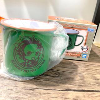 BANDAI - 鬼滅の刃 一番くじ 〜刃を振るい心を燃やせ〜 G賞きゅんキャラプラカップ