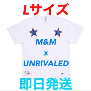 M&M - 限定値下 M&M UNRIVALED Tシャツ L シュプリーム キムタク