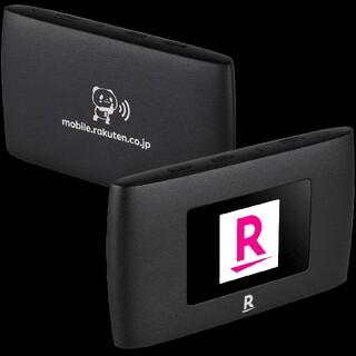 Rakuten - Rakuten WiFi Pocket 2B ブラック