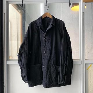 COMOLI - COMOLI 21ss デニムワークジャケット