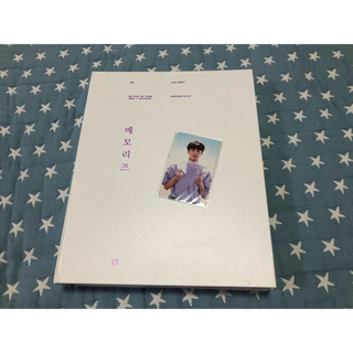 防弾少年団(BTS) - bts メモリーズ memories 2017 DVD JIN トレカ