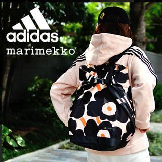 adidas - 新品未使用 adidasアディダス marimekkoマリメッコ バックパック