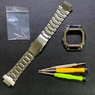 5600系 カスタム フルメタルパーツ 色シルバー