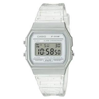 CASIO - 新品未使用 CASIO チープカシオ クリア 腕時計