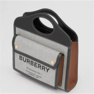BURBERRY - BURBERRY バーバリー ポケットバック