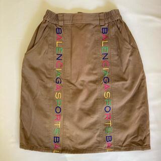 バレンシアガ(Balenciaga)のバレンシアガスポーツ スカート(ひざ丈スカート)