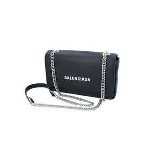 バレンシアガ(Balenciaga)のバレンシアガ チェーンショルダーバッグ エブリデイ お財布 ポシェット(ショルダーバッグ)
