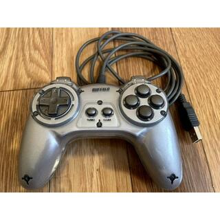 USBゲームパッド BUFFALO(PC周辺機器)