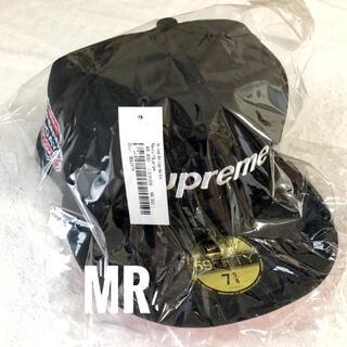 Supreme - 7 5/8 supreme new era no comp box logo