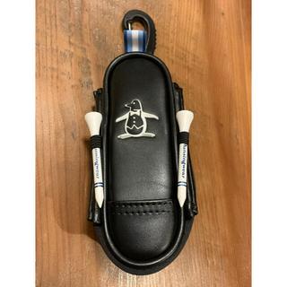 Munsingwear - 美品 2021年新作 マンシングウェア ボールホルダー(ティー2本付き)