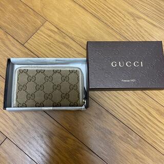 グッチ(Gucci)のGUCCI カードケース(小銭入れ)(コインケース/小銭入れ)