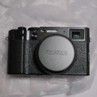 富士フイルム - FUJIFILM X100V ブラック