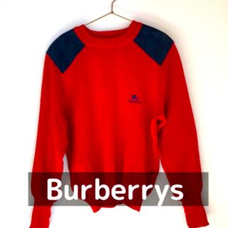 バーバリー(BURBERRY)のBurberrys バーバリーズ セーター(ニット/セーター)