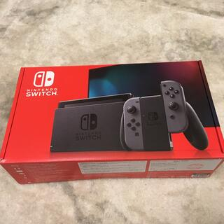 Nintendo Switch - Nintendo Switch グレー スイッチ 本体 switch