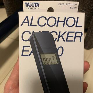 タニタ(TANITA)のタニタ アルコールチェッカー(アルコールグッズ)