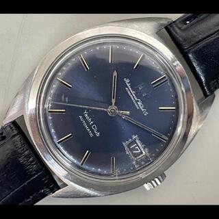 インターナショナルウォッチカンパニー(IWC)のiwc ヨットクラブ アンティーク (腕時計(アナログ))