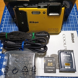 Nikon - Nikon COOLPIX AW130