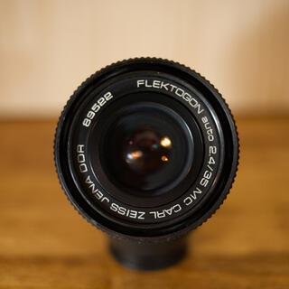 Carl Zeiss Jena Flektogon 35mm  F2.4