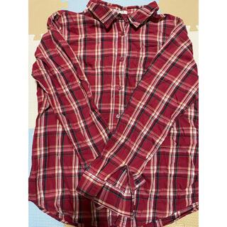 ハニーズ(HONEYS)のチェックの長袖シャツ(シャツ/ブラウス(長袖/七分))