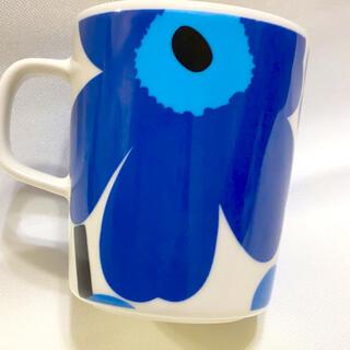 marimekko - マリメッコ マグカップ ウニッコ青 ブルー
