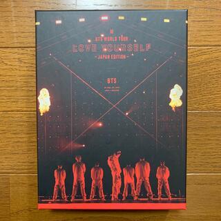 ボウダンショウネンダン(防弾少年団(BTS))のBTS LYS DVD 日本公演 初回限定盤(ミュージック)