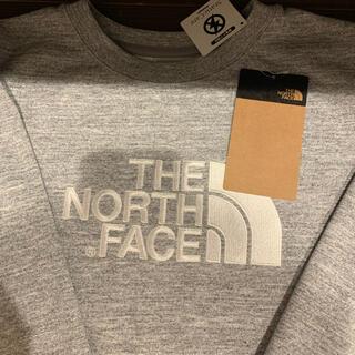 ザノースフェイス(THE NORTH FACE)のノースフェイスのスウェットトレーナー新品未使用☆(トレーナー/スウェット)