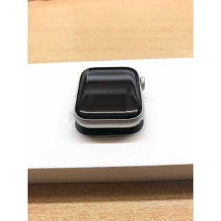 アップルウォッチ(Apple Watch)のApple Watch SE 40mm シルバー(腕時計(デジタル))